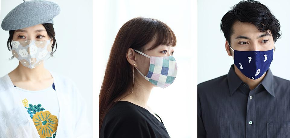 SOU・SOUの涼感マスク