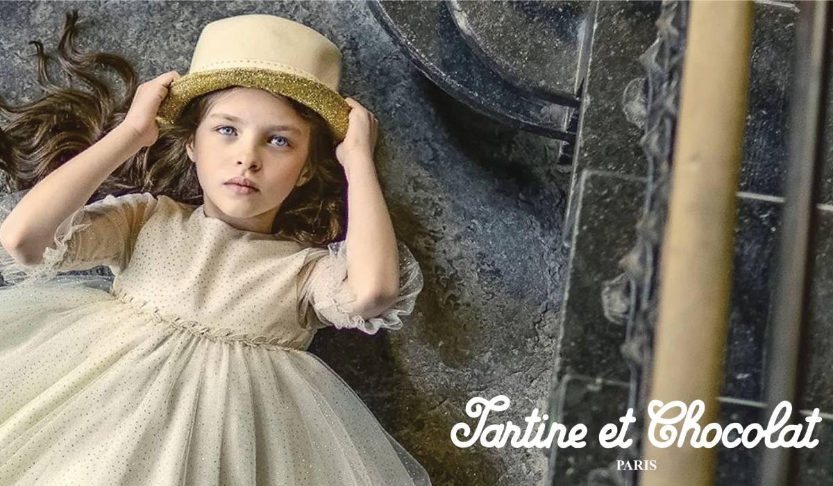 パリ発子ども服タルティーヌ エ ショコラが伊勢丹新宿店にオープン