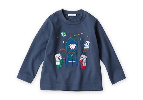 【受注】ロングTシャツ(男児) 9,900~11,000円(税込) サイズ:80~120cm