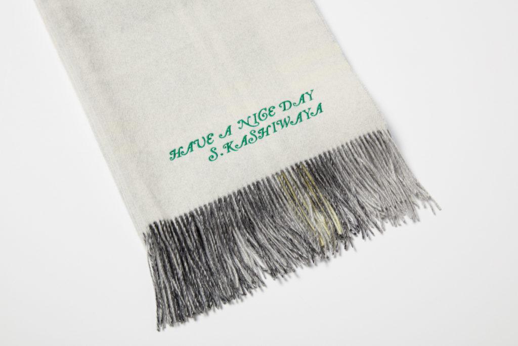 トゥモローランド 刺繍サービス