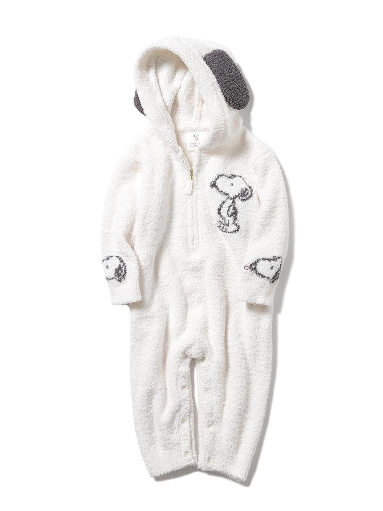 ジェラート ピケ×PEANUTS、スヌーピーのルームウェア ベビー服