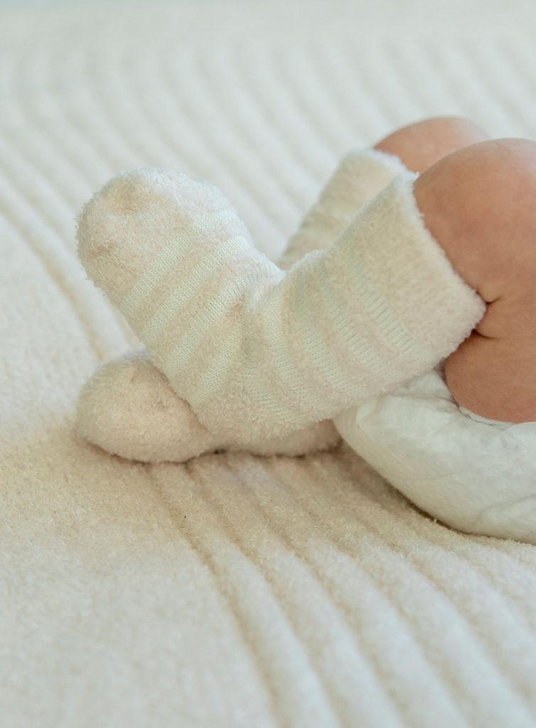 Infant Socks 3pack 475(全3種) 3,080円(税込)
