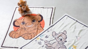ベアフットドリームズのディズニーコレクションにライオンキング&バンビが仲間入り