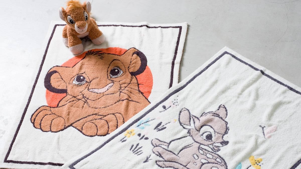 ベアフットドリームズのディズニーコレクション ライオンキング バンビ