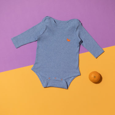 オーガニックタオルブランド「ヒポポタマス」から、赤ちゃんにも環境にも優しいベビー服登場