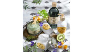 サボン、マンゴーやキウイが香るトロピカルコレクション発売。ひんやりジュレでバカンス気分