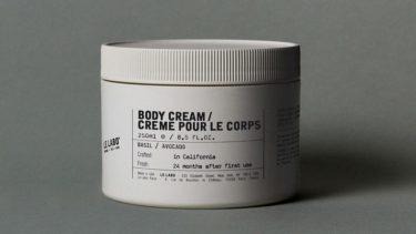 バジルが爽やかに香るヴィーガン処方のボディクリーム