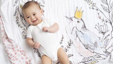 エイデンアンドアネイの人気アイテムがセットに。新生児用ギフトセット登場