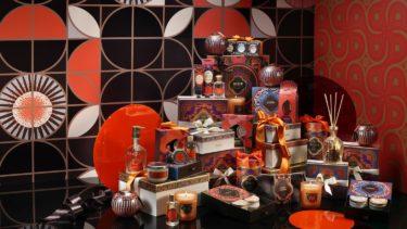 チョコ&オレンジ香るサボンのホリデーコレクション。アドベントカレンダーも登場